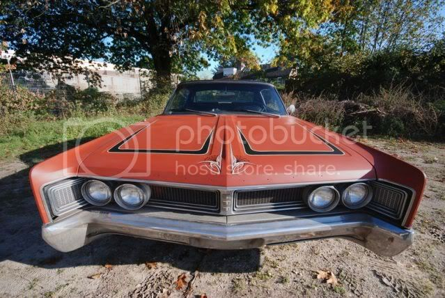 &#39;67 Chrysler Kustom For Sale