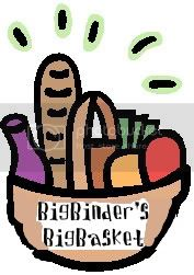 Basket 1 Thank You BigBinder Readers