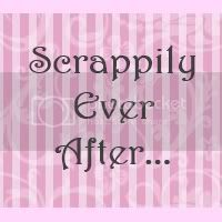 Scrappily Ever After... button