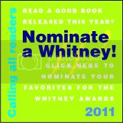 Nominate a Whitney